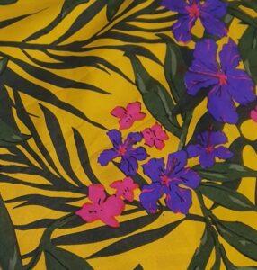 צהוב פרחים
