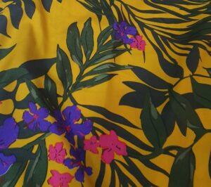 צהוב פרח